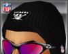 RAIDERS SKULLY NFL