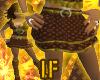 [LF] Brn Designer Skirt