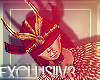 TE|Samurai Helmet