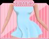O: Blue Dress