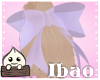 Morgan's Purple Bow~Bao~