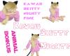 (A.B) Kawaii Pink Nighty