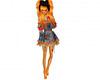 Scarecrow dress