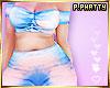 ☢ Chubby Tie Dye Set