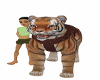 tiger with trigers