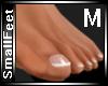 E: Small Cute Feet M