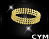 Cym Golden Choker