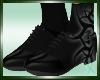 :)SuitShoe Black Silver
