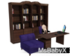 [X]VIP(F):Bookshelf&Desk