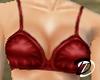 Simplicity bra (red)