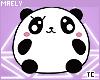 m Pandi Panda .Sticker