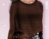 n| Fall Sweater Brown