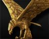 Golden Eagle Statue