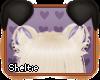 *S* Lavender Tea Ears