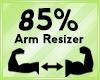 Arm Scaler 85%