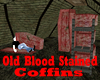 Old Blood Stained Coffin