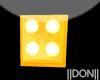 .Don Signage Yellow Lamp