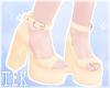 [T] Heels Yellow