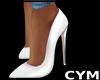 Cym White Shoes
