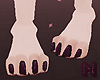 MERLOT F Foot Claw Paw