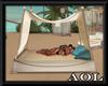 Beach Bed Cuddle