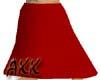 Plain Red Robe