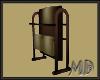 (MD) Spa Towel Rack