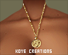 |< Jasm! Coin Necklace!