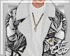 """Ⱥ"""" White Suede Jacket"""