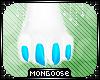 *M*| Bleu Canine Claw V2