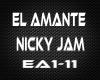 Nicky Jam - El Amante