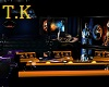 T.K Mortalkombat Sofa
