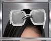 DC 💋White Glasses!