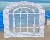 White Marble Window
