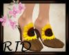 Sunflower Heels