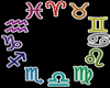 Circle of Zodiac Signs