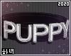 3D Choker | Puppy