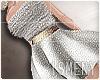 [Is] NYE Silver Fur Dres
