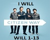 Citizen Way-I Will