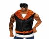 fire  male jacket