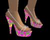 [W]Multicolored Sandals