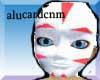 anbu red stripes mask