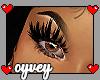 + Ari's mink eyelashes.