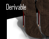 NYCF  Derivable Boots $
