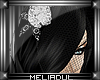 [Mel] Lace flower veil