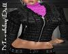 {MD}Black_Pink Jacket