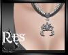 Scorpion Necklace -F