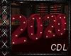!C* N 2020 Sign