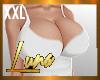 XXL Musabi White Tank