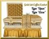 Royal Gold Coffin